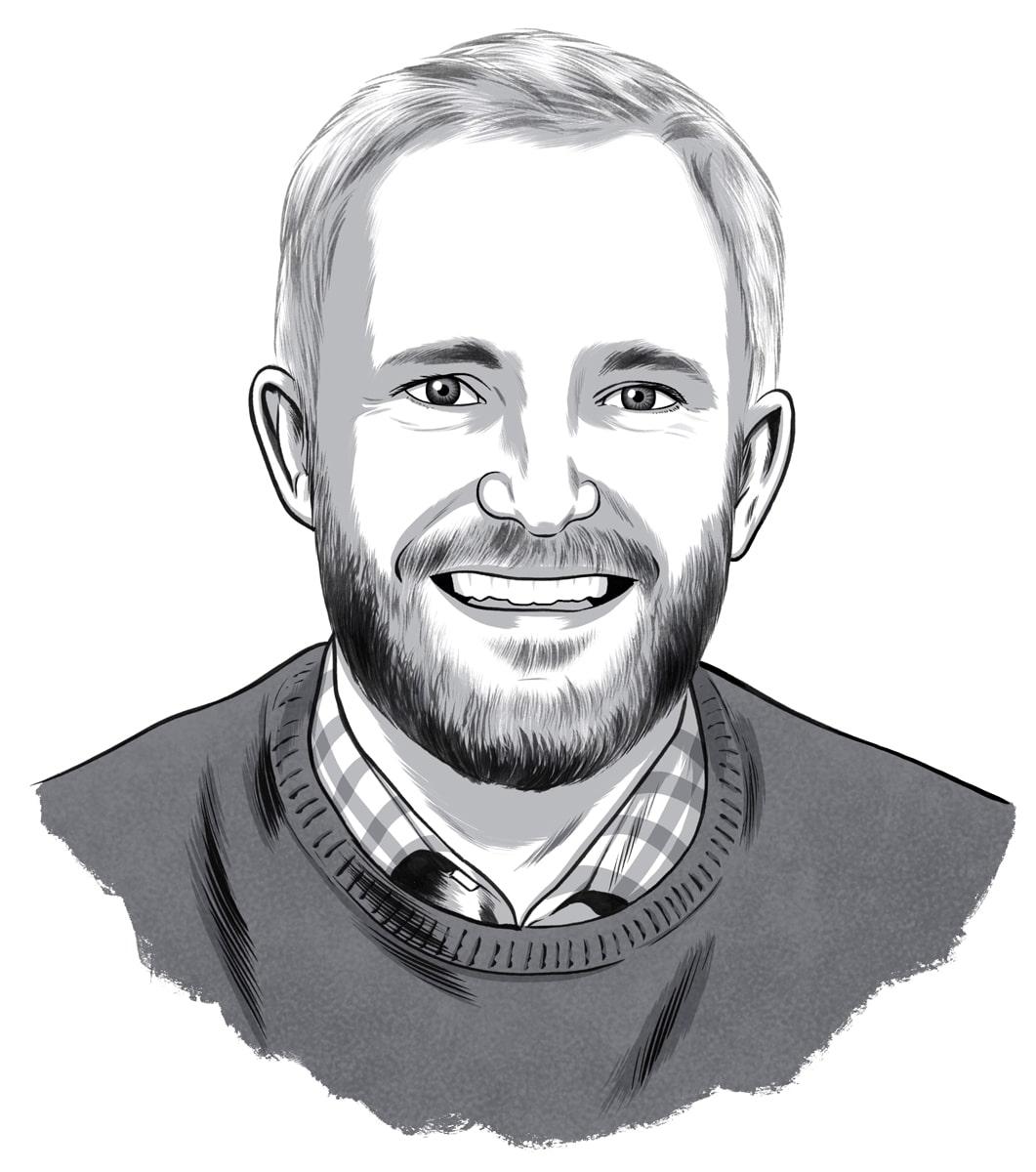 David Watson: Web designer & digital marketing strategist